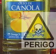 Encontradas provas de que o óleo de canola destrói o corpo e a mente